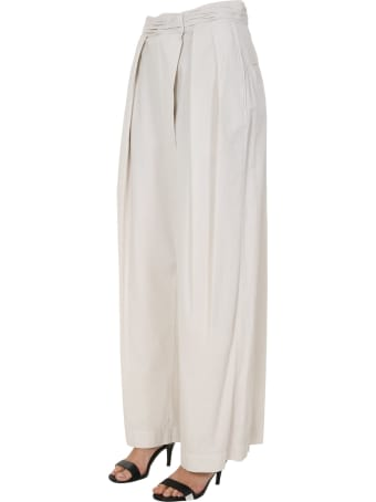 Lemaire Wide Trousers