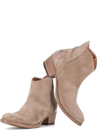 Pantanetti Pantanetti Ankle Boots 13110b