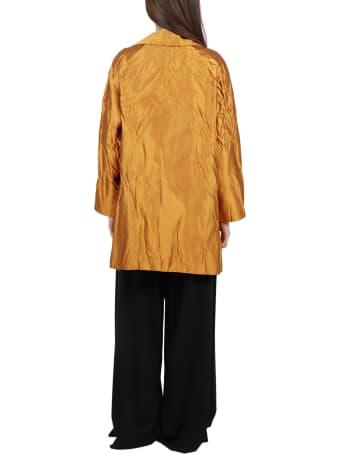 Nenah Orange Cato Coat