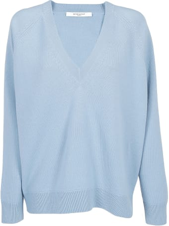 Givenchy V Neck Sweater