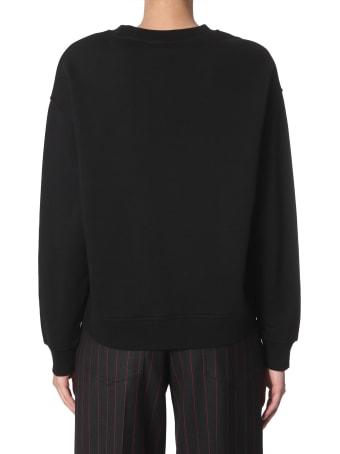 McQ Alexander McQueen Round Neck Sweatshirt