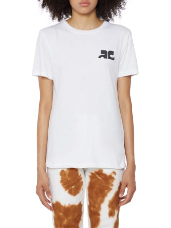 Courrèges T-shirt Short Sleeve