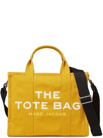 Marc Jacobs Traveler Shopper Bag With Front Print