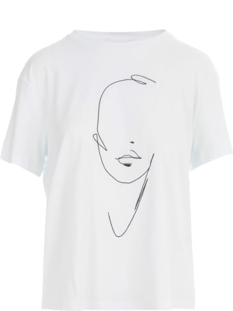 Emporio Armani S/s T-shirt W/face