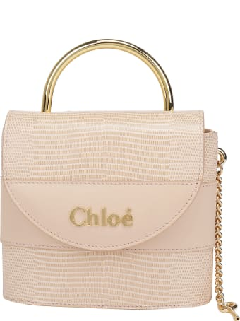 Chloé Small Padlock Bag