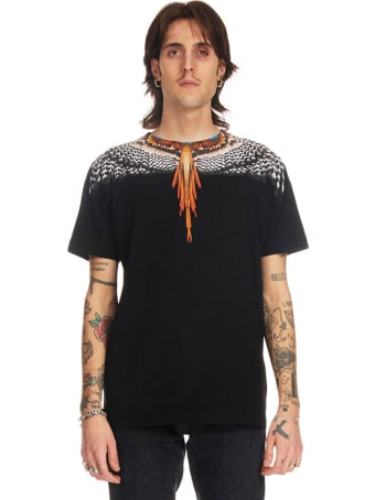 Marcelo Burlon Grizzly Wings T-shirt