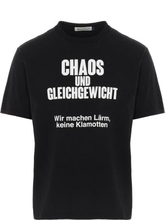 Undercover Jun Takahashi 'chaos Gleichgewicht' T-shirt