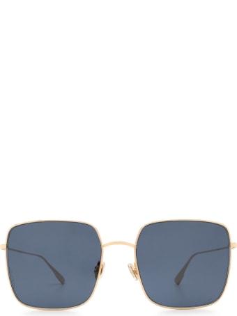Dior Dior Stellaire1xs Gold Sunglasses