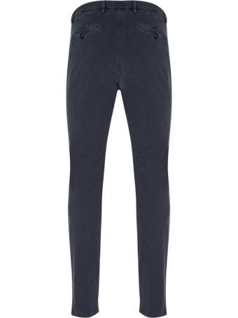 Briglia 1949 Mud-tone Cotton Chino Trousers