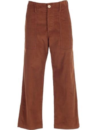 Jejia Nice Pants Velvet W/ribs