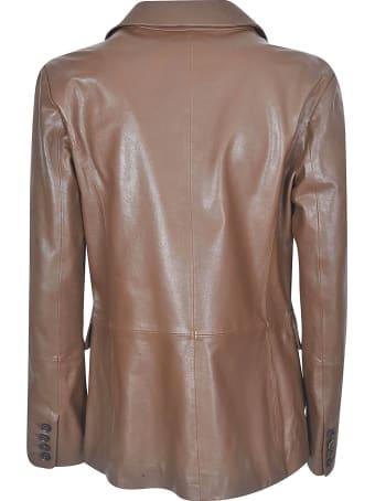 Desa 1972 Double-breasted Plain Blazer