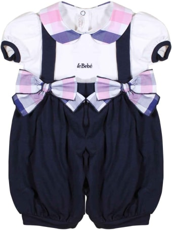 leBebé Blue Baby Suit Le Bebè