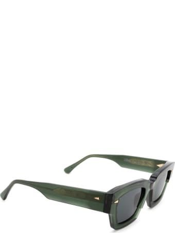 AHLEM Ahlem Villette Dark Green Sunglasses