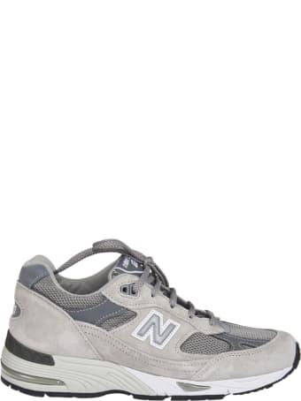 New Balance 991 Grey Sneaker