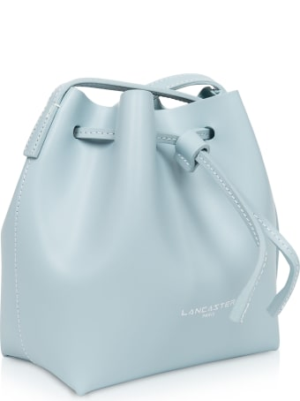 Lancaster Paris Pur & Element Smooth Mini Bucket Bag
