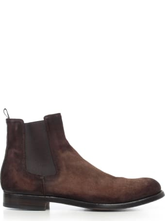 Officine Creative Ankle Boots Wout/ Lace