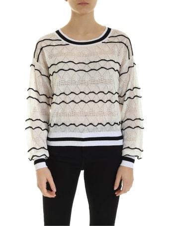 Ballantyne Embossed Sweater