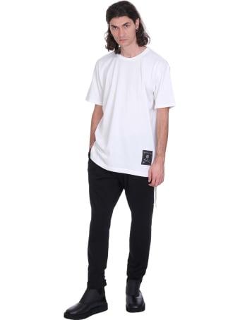 MASTERMIND WORLD T-shirt In White Cotton