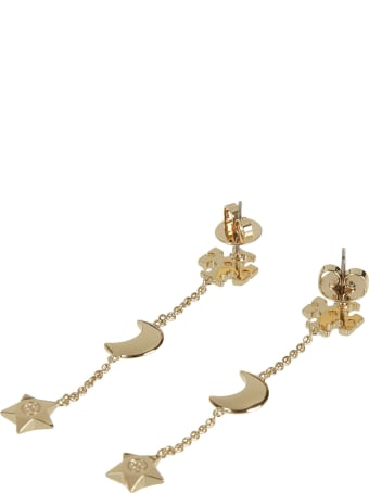 Tory Burch Celestial Linear Earrings