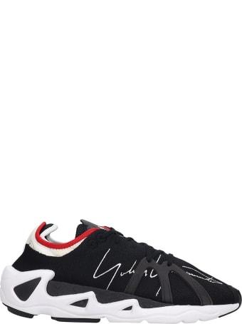 Y-3 Fyw S-97 Sneakers In Black Canvas