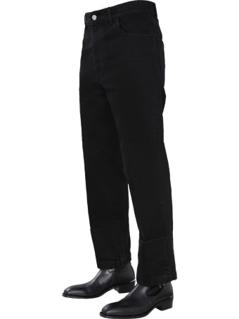 Raf Simons Classic Fit Jeans