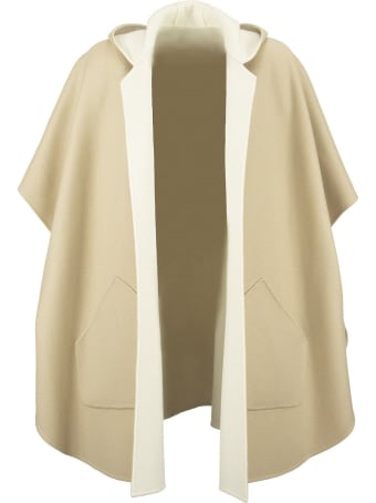 Loro Piana Cashmere Cape Coat