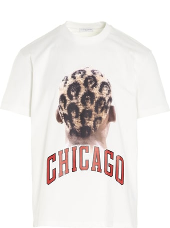 ih nom uh nit 'chicago Player' T-shirt