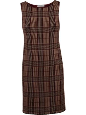 Charlott Sleeveless  Dress