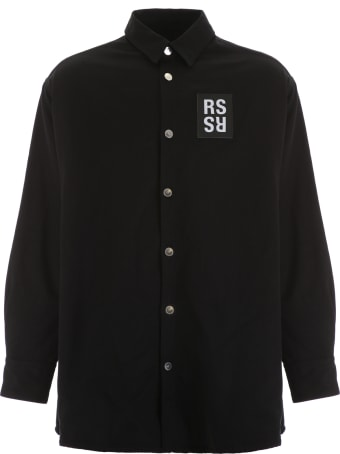 Raf Simons Padded Denim Shirt