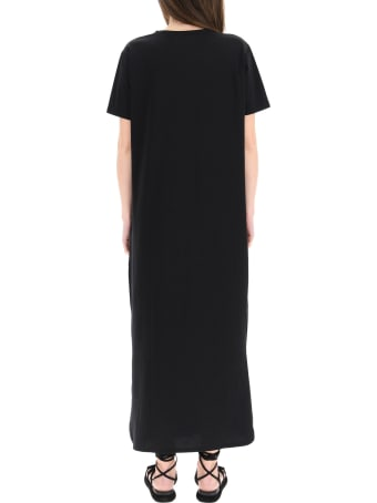 Loulou Studio Amini Long Dress In Cotton Jersey