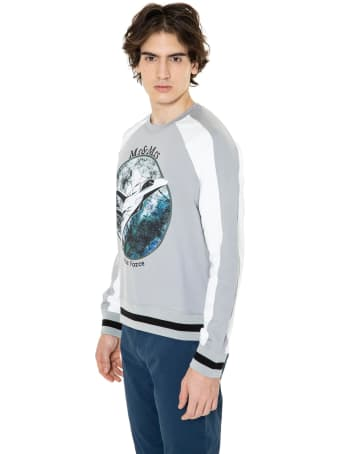 Mr & Mrs Italy Space-inspired Sweatshirt For Man