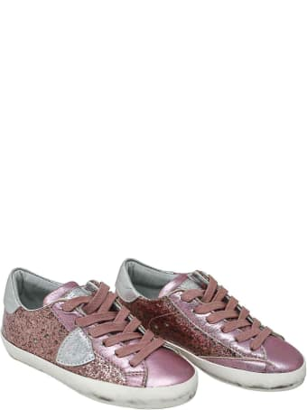 Philippe Model Pink Sneakers