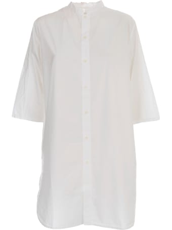 Labo.Art Shirt L/s Rounded Bottom