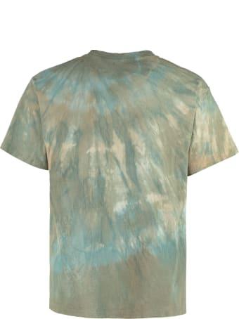 John Elliott Printed Cotton T-shirt