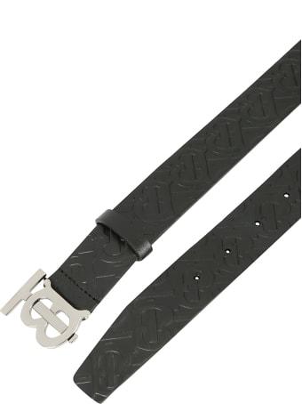 Burberry Plaque Belt