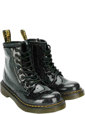 Dr. Martens Ankle Boots With Sequins