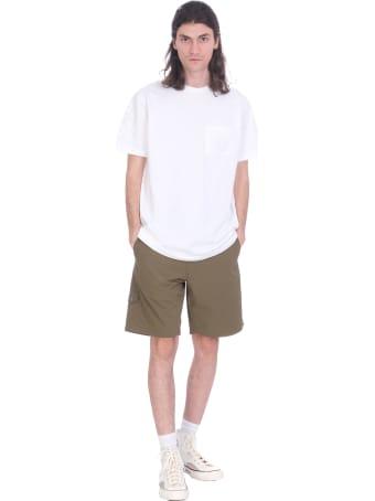Maharishi Shorts In Green Cotton