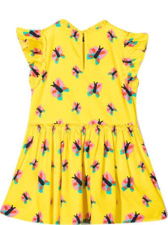 Stella McCartney Kids Yellow Dress