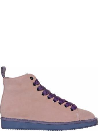 Panchic Panchic Cream Ankle Boot