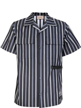 Buscemi Cotton Striped Shirt