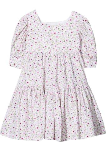 Piccola Ludo Floral Dress