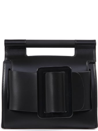 BOYY Romeo Black Color Leather Hand Bag