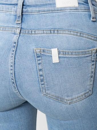 Liu-Jo Five Pocket Crop Jeans