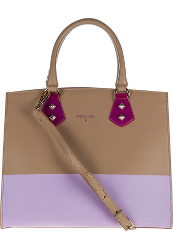 Patrizia Pepe Jazz O' Triple Handbags