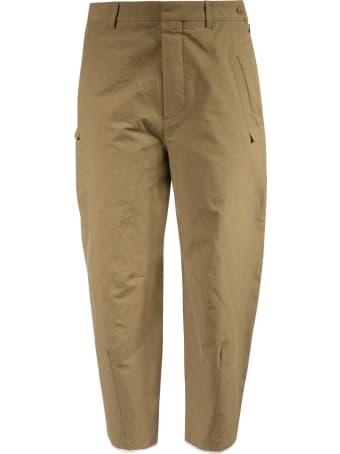 Maison Flaneur Concealed Trousers