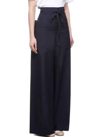 SportMax Wide Leg Trousers