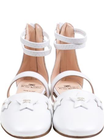 Elisabetta Franchi La Mia Bambina Little Girl Ballerinas