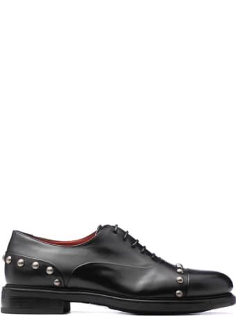 Santoni Santoni 1^linea Studs Lace-up Shoes