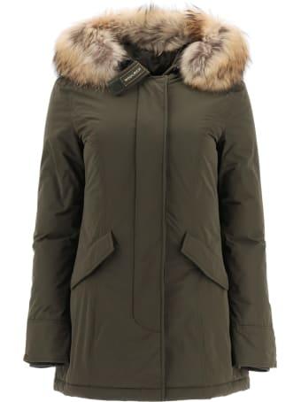 Woolrich Luxury Arctic Parka With Murmasky Fur
