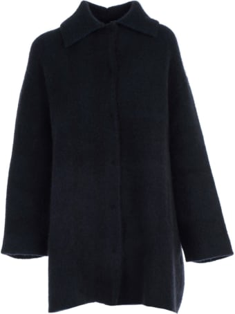 Boboutic Coat Over Shirt Collar